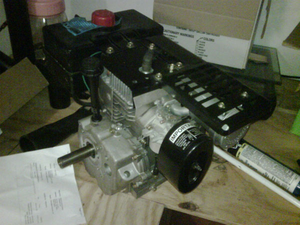 Cycle Kart Engine