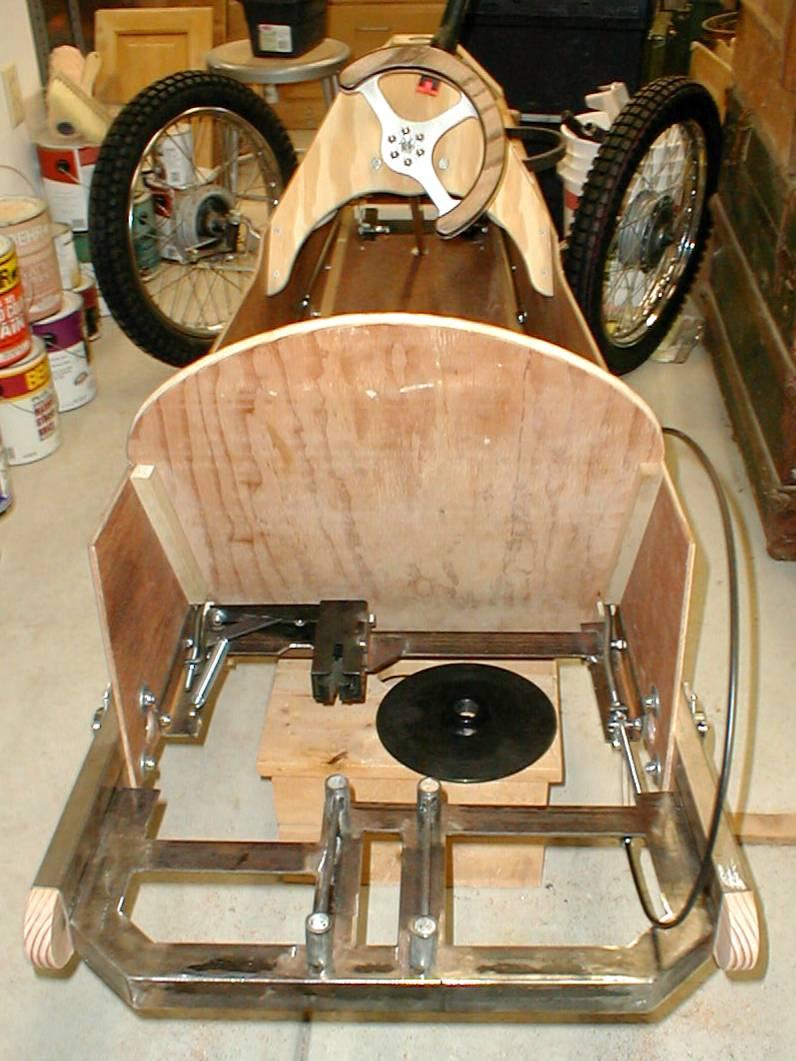 CycleKarting.com   Cycle Karts - Part 3